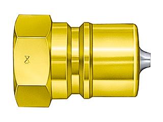 日東工器:SPカプラ (真鍮)TYPE-A プラグ(おねじ取付用) 12P-A (BSBM)