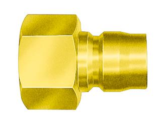 日東工器:TSPカプラ (真鍮) プラグ(おねじ取付用) 16TPF (BSBM)