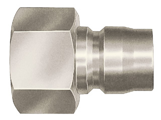 日東工器:TSPカプラ (鋼鉄) プラグ(おねじ取付用) 16TPF