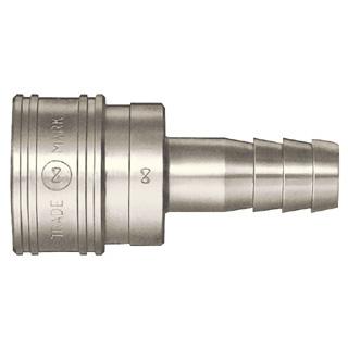 日東工器:TSPカプラ(鋼鉄) ソケット(ホース取付用) 10TSH