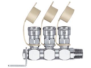 日東工器:ロータリー式ラインカプラ RE型