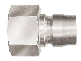 日東工器:TSPカプラ (ステンレス) プラグ(おねじ取付用) 10TPF (SUS)