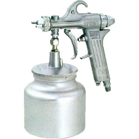 近畿製作所:吸上式スプレーガン 口径13mm K-80S-13(本体)