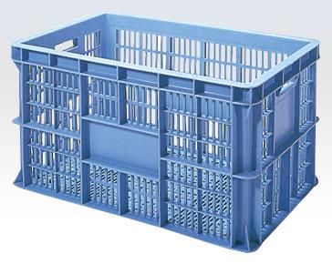 積水テクノ:BSタイプコンテナ[マルチコンテナ] 3個入(ブルー) BS-140