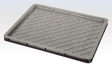 積水テクノ:Lタイプコンテナ[水産用コンテナ] 10個入(グレー) L-660