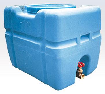 積水テクノ:セキスイ槽LLタイプ 1個入(ブルー) LL-100