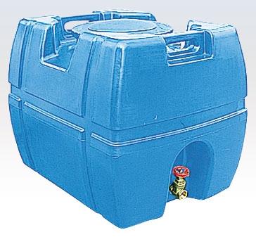 積水テクノ:セキスイ槽LLタイプ 1個入(ブルー) LL-200
