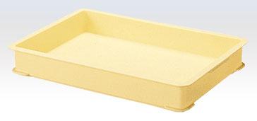 積水テクノ:PSタイプコンテナ[和菓子用コンテナ] 20個入(クリーム) PS-62