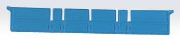 積水テクノ:TC-2用仕切板(大) 150個入(ブルー)