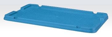 積水テクノ:TRタイプ[自動搬送機対応]フタ 10個入(ブルー) TR-02