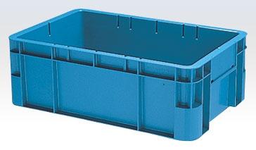 積水テクノ:TRタイプコンテナ[自動搬送機対応] 5個入(ブルー) TR-37