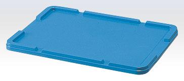 積水テクノ:TRWコンテナ[自動倉庫対応コンテナ]用フタ 10個入(ブルー) TRW
