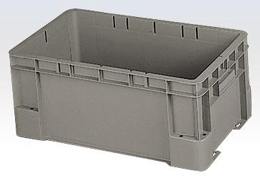 積水テクノ:TSタイプコンテナ 5個入(グレー) TS-46