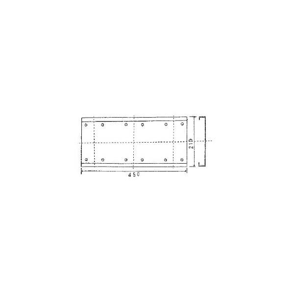 日平機器:リール取付ブラケット(3連) HB-3N