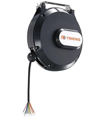 【未使用品】 三協リール:無接点制御リール24V・0.5A9芯x8mブレーキ式 TNS-908FA:イチネンネット-ガーデニング・農業