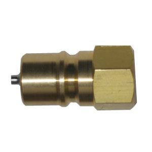 ヤマトエンジニアリング:中圧 汎用型[プラグ] SPY型 真鍮 SPY16-P-BSBM
