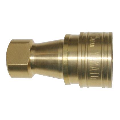 ヤマトエンジニアリング:中圧 汎用型[ソケット] SPY型 真鍮 SPY12-S-BSBM
