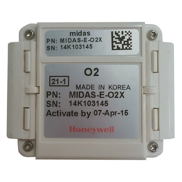 イチネンジコー:マイダス用検知部(オゾン) MIDAS-E-O3X
