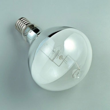 【受注生産品】ハタヤリミテッド:100V 110V・300W型バラストレス式電球 BHRF-300W