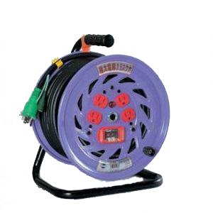 日動工業:極太(3.5mm2)電線仕様ドラム 30m ND-EB34F