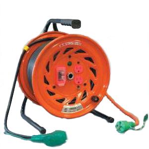 日動工業:延長コード型ドラム(びっくリール) 50m RND-EK50S