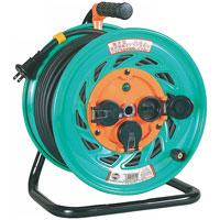日動工業:防雨・防塵ドラム 標準型 30m FW-303
