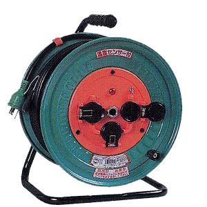 日動工業:防雨・防塵ドラム 標準型 30m NW-E33