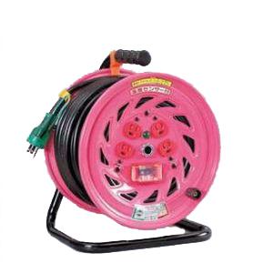 4937305031865 日動工業:アースチェックリール 標準型 GNF-EK34 購入 人気ブレゼント! 過負荷漏電保護兼用