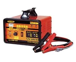 日動工業:自動充電器 12V/24V兼用 ANB-1224