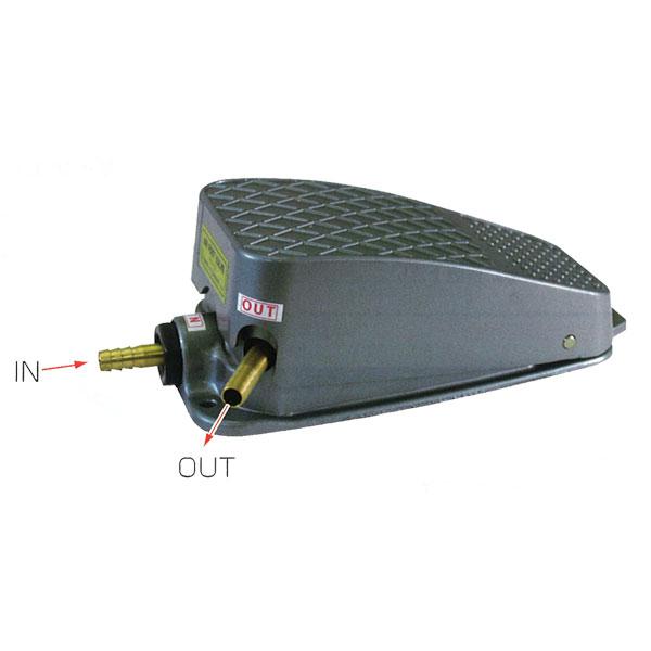 オオサワカンパニー:ワンダーガン フットバルブ・2分ホース用 FV-10