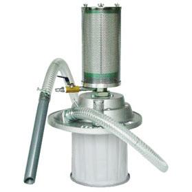 オオサワカンパニー:サイレントクリーナー ペール缶用 上部のみ SC20-32PW-F