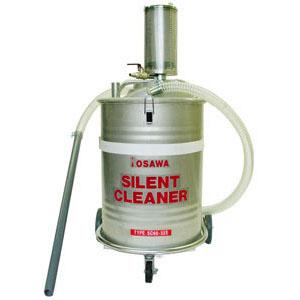 オオサワカンパニー:サイレントクリーナー 60lSUS缶付 SC60-32S