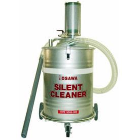 オオサワカンパニー:サイレントクリーナー 60lSUS缶付 SC60-38S