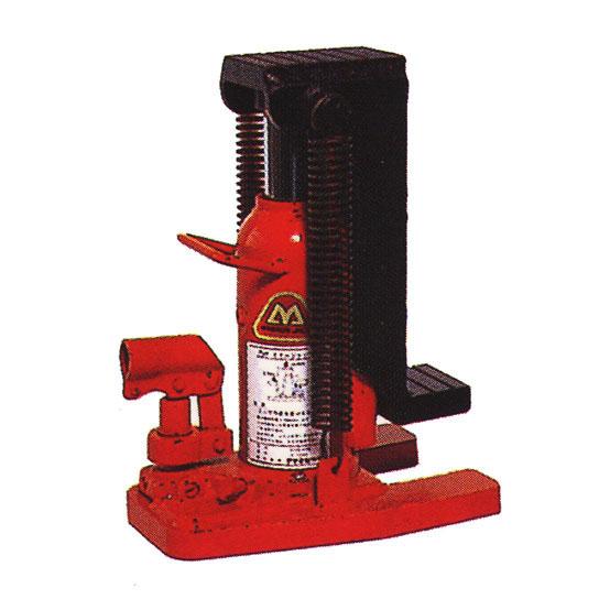 マサダ:爪付き油圧ジャッキ 10トン MHC-10RS-2