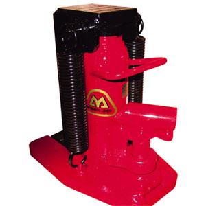 マサダ:爪付き油圧ジャッキ 2トン MHC-2RS-2