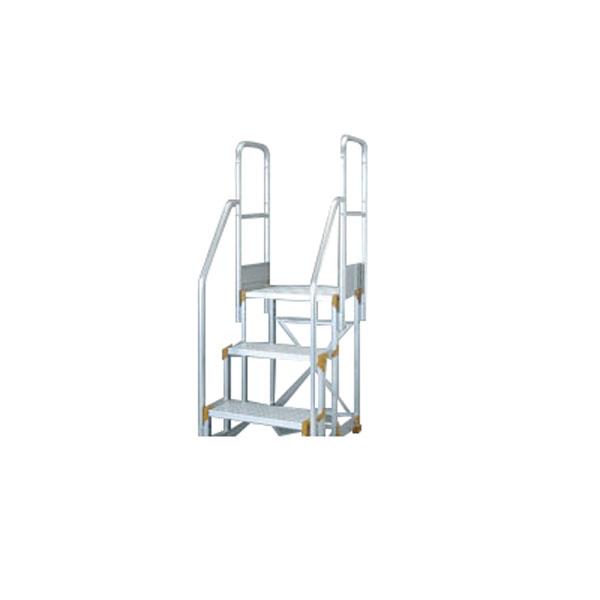PiCa(ピカ・コーポレイション):FG型作業台用オプションパーツ[階段両手すり] FG-TE9B