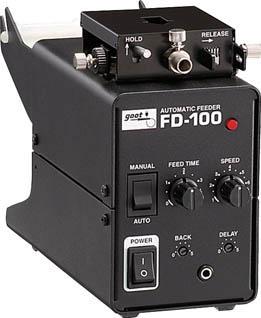 自動はんだ送り装置(鉛フリーはんだ対応) 4975205450775 グット 鉛フリーはんだ対応・自動はんだ送り装置(1台) FD100 4861230
