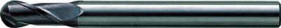 三菱K ミラクル超硬ボールエンドミル(1本) 1141996