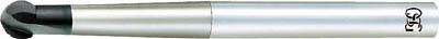 OSG 超硬エンドミル FX 2刃球形 R6(1本) 2008106