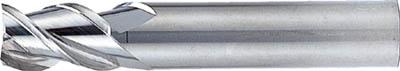 ダイジェット アルミ加工用ソリッドエンドミル(1本) 2080753