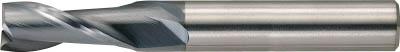 ユニオンツール 超硬エンドミル スクエア φ11×刃長22(1本) 3409988