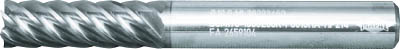 マパール Opti-Mill(SCM190J) ロング刃長 6/8枚刃(1本) 4869931