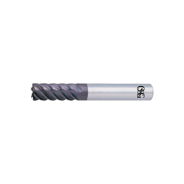 OSG 超硬エンドミル WXS 多刃ショート 2(1本) 6362214