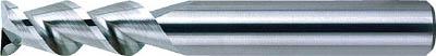 三菱 アルミニウム加工用2枚刃超硬エンドミル(M) 外径14.0(1本) 7597584
