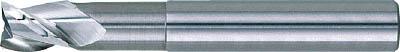 三菱 アルミニウム加工用3枚刃超硬エンドミル(S) 外径17.0(1本) 7597738