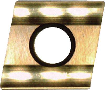 富士元 シュリリン・NCエンドミル専用チップ 超硬M種 TiN ノーズ0.8R(12個) C32GUR-0.8R 2629071