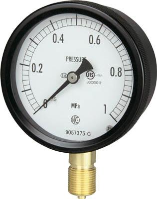 長野 密閉形圧力計(1個) BC101316.0MP 1614363