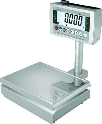 テラオカ 防水デジタル台秤(1台) DS55K150 2506157
