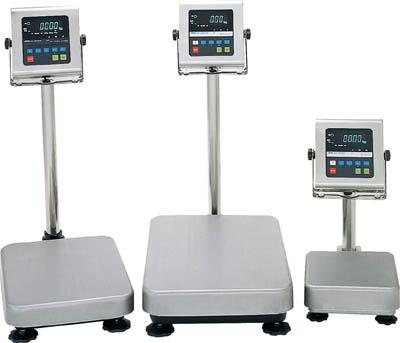 A&D 防塵・防水デジタル台はかりウォーターキング220kg(1台) HV200KVWP 2631440