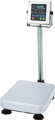A&D 防塵・防水デジタル台はかりウォーターキングトリプルレンジ60kg(1台) HV60KVWP 2631458